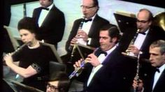 """Beethoven, Symphony #6,  """"Pastorale ,"""" with Bernstein conducting the Boston Symphony."""