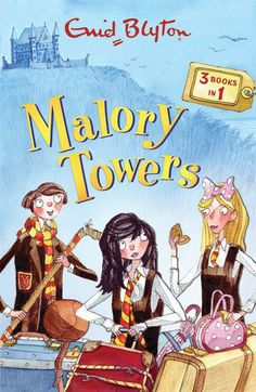 You can never have too much Enid Blyton when you're seven. The Malory Towers Collection brings together the first three books of the Malory Towers boarding school series and my seven year old has devoured all of it.