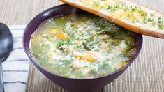 Learn the secret to this quick and healthy minestrone soup recipe...