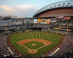 Safeco Field Picture at MLB Photos
