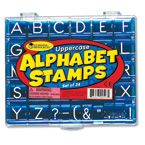 Uppercase Alphabet Stamps - Learning Resources®