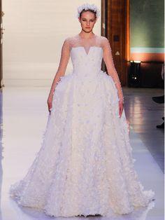 La robe de princesse Georges Hobeika