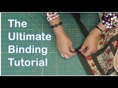 How to Bind a Quilt: 10 Steps (with Pictures) - wikiHow More