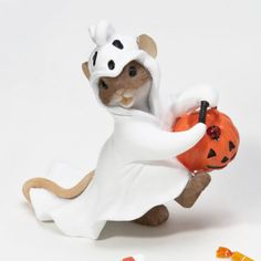 """""""You Just Can't Hide Such A Happy Spirit"""" - Charming Tails Halloween 4023609 