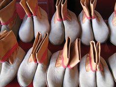 Madeira boots