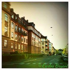 Sector de Torshov en #Oslo