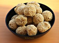 How to make 'Til ke Ladoo' in quick & easy steps with just 2 ingredients.