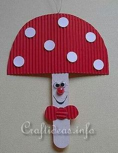 - DIY making ideas - Fall Crafts For Kids Autumn Crafts, Fall Crafts For Kids, Summer Crafts, Art For Kids, Kids Crafts, Diy And Crafts, Craft Projects, Arts And Crafts, Popsicle Stick Crafts
