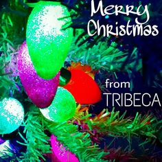 Merry Christmas from the Tribeca Family to Yours!  Peace, Love and Haircolor!