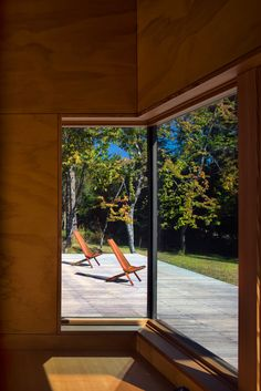 """Grunge band producer Adam Kasper enlisted the help of the firm Bohlin Cywinski Jackson for his family home on a small island northwest of Seattle. He calls it """"the house that Nirvana built."""""""