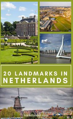 Landmarks in the Netherlands | Amsterdam Landmarks