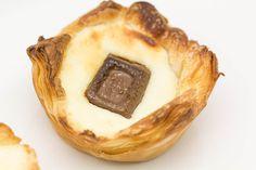 Hovkonditorn: Puff Pastry Cheesecake Cups / Smördegsfyllda cheesecake muffins