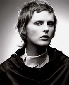 out of the bag: girl crush - stella tennant