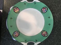 Alice In Wonderland, Plates, Homemade, Tableware, Wedding, Vintage, Licence Plates, Valentines Day Weddings, Dishes