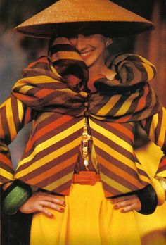 1989 Christian Lacroix Haute Couture | The House of Beccaria~