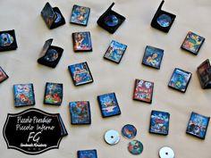 Piccolo Paradiso & Piccolo Inferno FG: Mini DVD Walt Disney