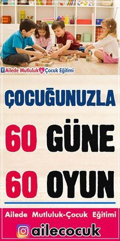 60 Güne 60 Oyun– Çocuklarla Oynayabileceğiniz Çeşitli Oyunlar 60 Days 60 Games & Various Games You Can Play With Children The post 60 Days 60 Games & Various Games You Can Play With Children appeared first on Pink Unicorn. Kids Clothes Boys, Toys For Girls, Montessori, Best Baby Toys, Playstation, Child Love, Baby Grows, Baby Feeding, Childcare