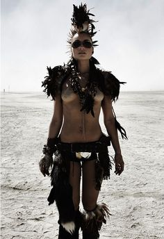 Immerse yourself in the surreal world of the Burning Man Festival - Watch this documentary: www.aburningdream.com