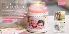 Yankee Candle - Photo Frame Accessories #ShopSouthlands
