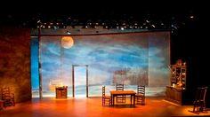 Mariela in the Desert. Denver Center Theatre Company. Set design by Vicki Smith.
