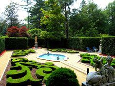 Hillwood Estate, Museum & Gardens is a decorative arts museum in Washington, D.C.
