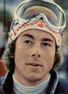 Ingemar Stenmark of Norway Alpine Skiing, Snow Skiing, S Ki Photo, Ski Card, Ski Wedding, Ski Accessories, Ski Equipment, Ski Racing, Ski Posters