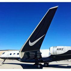 Gulfstream G650 - Nike