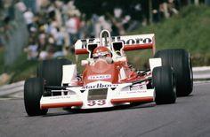Bruno Giacomelli - Marlboro Team Mclaren Ford M26  Brands Hatch (1978)