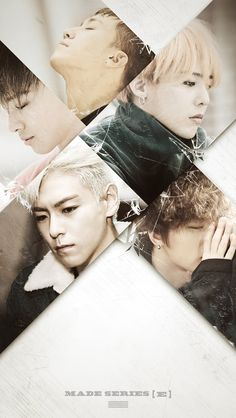 Big Bang - Made Series