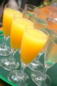 baby shower punch recipes
