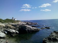 This is Beavertail in Jamestown RI...one of my favorite places in the world