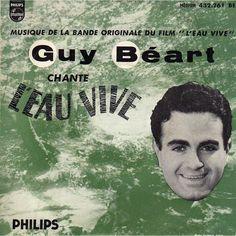 L'eau vive, musique du film interprétée par Guy Béart (1958)- Pour écouter, cliquez sur la photo ! http://2doc.net/ucceq #musique #variete