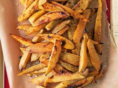 Put a healthy swing on hot chips with these beautiful home-baked kumara chips. We've used sweet potato in this recipe to lower the starch content, but maximise flavour. Enjoy!