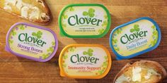 Clover (Redesigned) on Packaging of the World - Creative Package Design Gallery