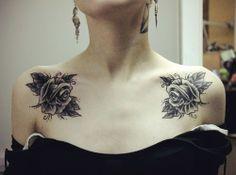 Rose tattoo. The best!