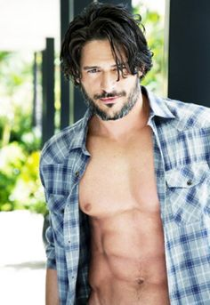 Joe Manganiello - men of True Blood rock!