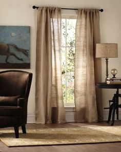 Trendy Home Living Room Decor Window Treatments Interior Design Bedroom, Brown Curtains Living Room, Home Living Room, Curtains, Trendy Home, Home, Interior, Christmas Living Rooms, Brown Curtains Bedroom