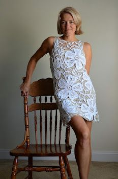 Outstanding Crochet: by Natalia Kononova. http://outstandingcrochet.blogspot.com/2011/05/crochet-maxi-skirt.html