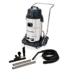 This is top equipment for stripping floors, water recovery, dust pick up and general maintenance. $429.45 /Each #wetdryvacuum #powrflite #vacuumcleaner