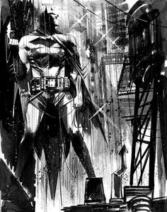 BATMAN commission #2 for NYCC by seangordonmurphy on DeviantArt