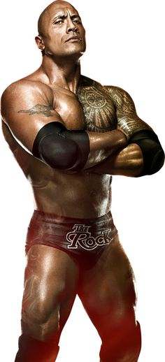The Rock AKA: The Brahma Bull, The Great One, Rocky, The Most Electrifying Man In Entertainment, The People's Champion