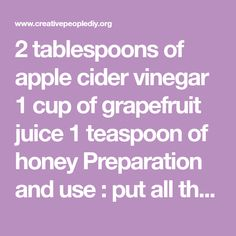 2 tablespoons of apple cider vinegar 1 cup of grapefruit juice 1 teaspoon of honey Preparation and use : put all the ingredients in a blender blend drink before every meal after a week, you will see a big difference in your waistline. Women, who have consumed this drink, have lost 1 cm of their waistline instantly. Waistline reducer One more extremely useful and effective drink that will help you reduce the size of your waist. Ingredients: 1 cup of finely diced melon 1 cucumber 1 pear 1…