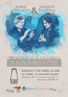 nice De Buenos Aires a Cádiz - Jorge Giuliano & Joaquín de Sola