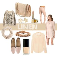 Pantone Fashion Spring 2013: Linen