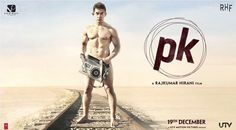 PK motion poster: Aamir Khan's Bhojpuri dialect makes you curious – Watchvideo!