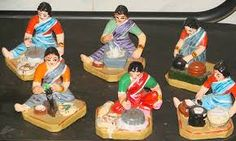 GOLU SET. Indian Dolls, Girls Together, Bridal Henna, Craft Work, Baby Cards, Paper Dolls, Wedding Accessories, Wedding Venues, Wedding Ideas