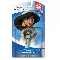 Disney Jasmine Infinity 2.0 Figurine, Wholesale Pack of 12 Units