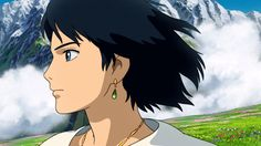 Discovered by 빵 :\. Find images and videos about gif, ghibli and ジブリ on We Heart It - the app to get lost in what you love. Howl's Moving Castle, Studio Ghibli Art, Studio Ghibli Movies, Hayao Miyazaki, Personajes Studio Ghibli, Howl Pendragon, Manga Anime, Anime Art, Howl And Sophie
