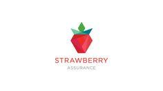 Strawberry Assurance Identity by Mandy Wong, via Behance