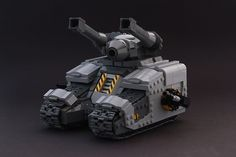 Gremlin Tank. by Lego Junkie. http://flic.kr/p/kyLVuC
